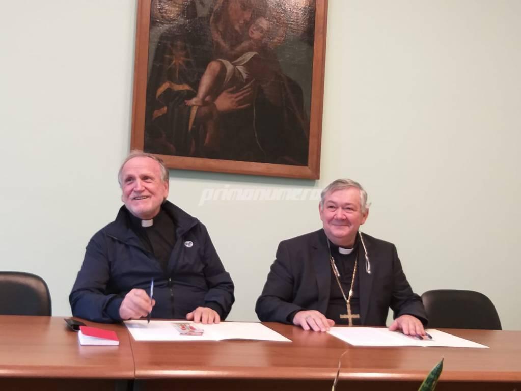 don benito e vescovo de luca