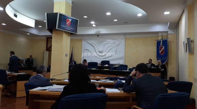 Consiglio regionale vuoto