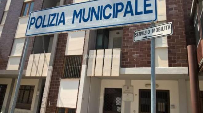 Polizia municipale vigili urbani Campobasso