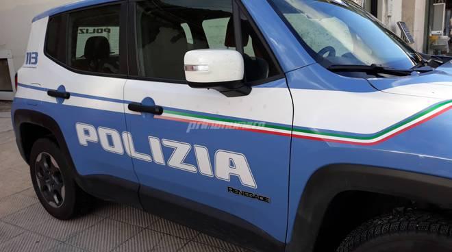 Polizia ferroviaria Campobasso