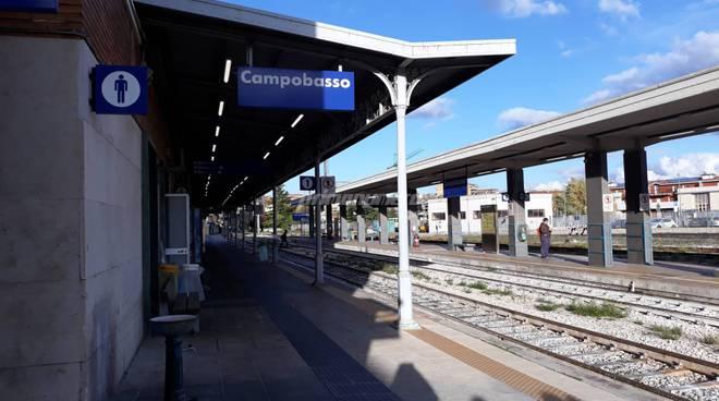Stazione treni Campobasso