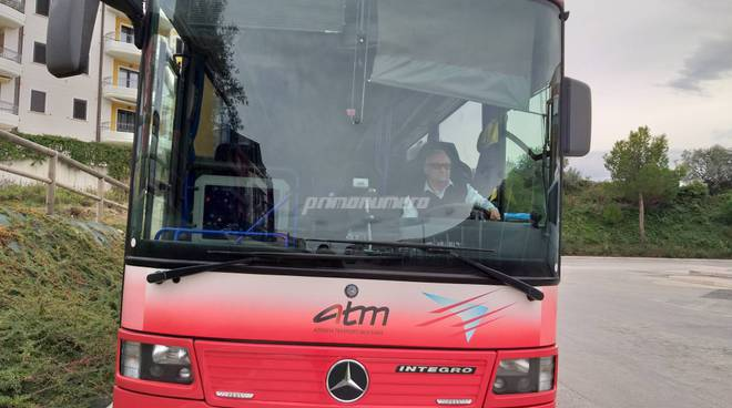 autobus atm terminal termoli
