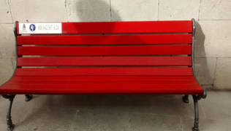 panchina rossa casacalenda