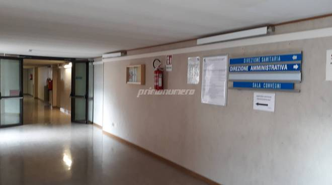 Ospedale Cardarelli direzione sanitaria