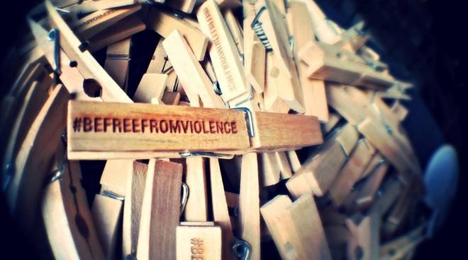 befree stendi la violenza
