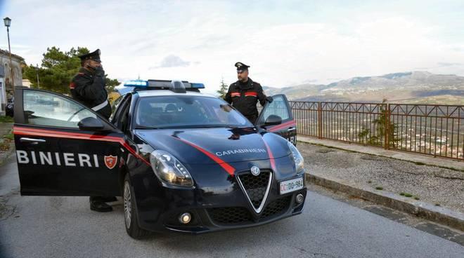 Carabinieri Norm Bojano