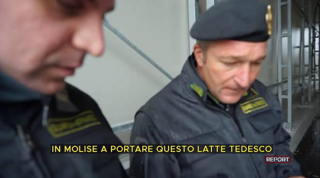 Report Latte