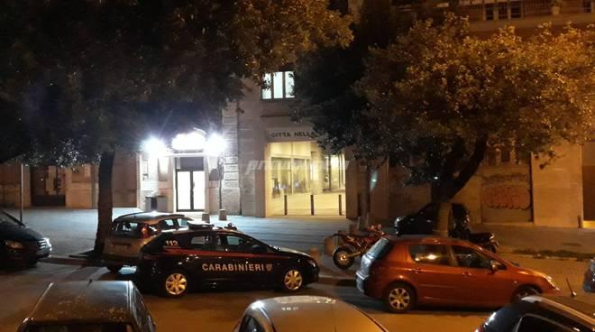 Città nella città Campobasso carabinieri