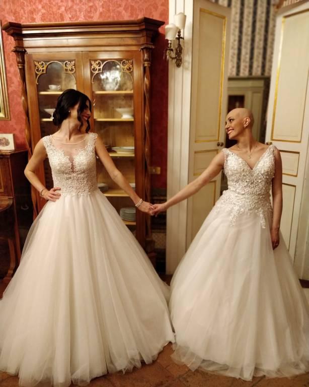 spose Manuela Tanno castello ripalimosani