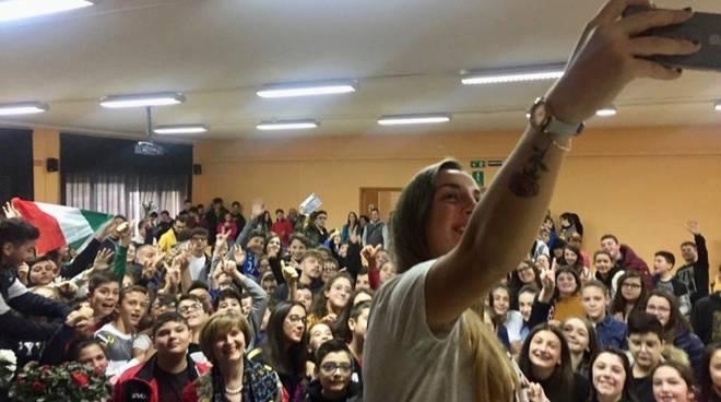 Gloria Marinelli agnone scuole