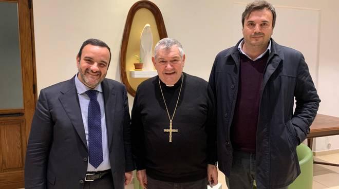 incontro sindaci vescovo a Larino