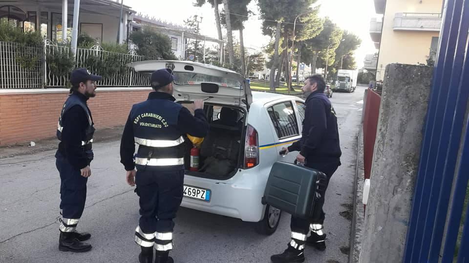 protezione civile portocannone