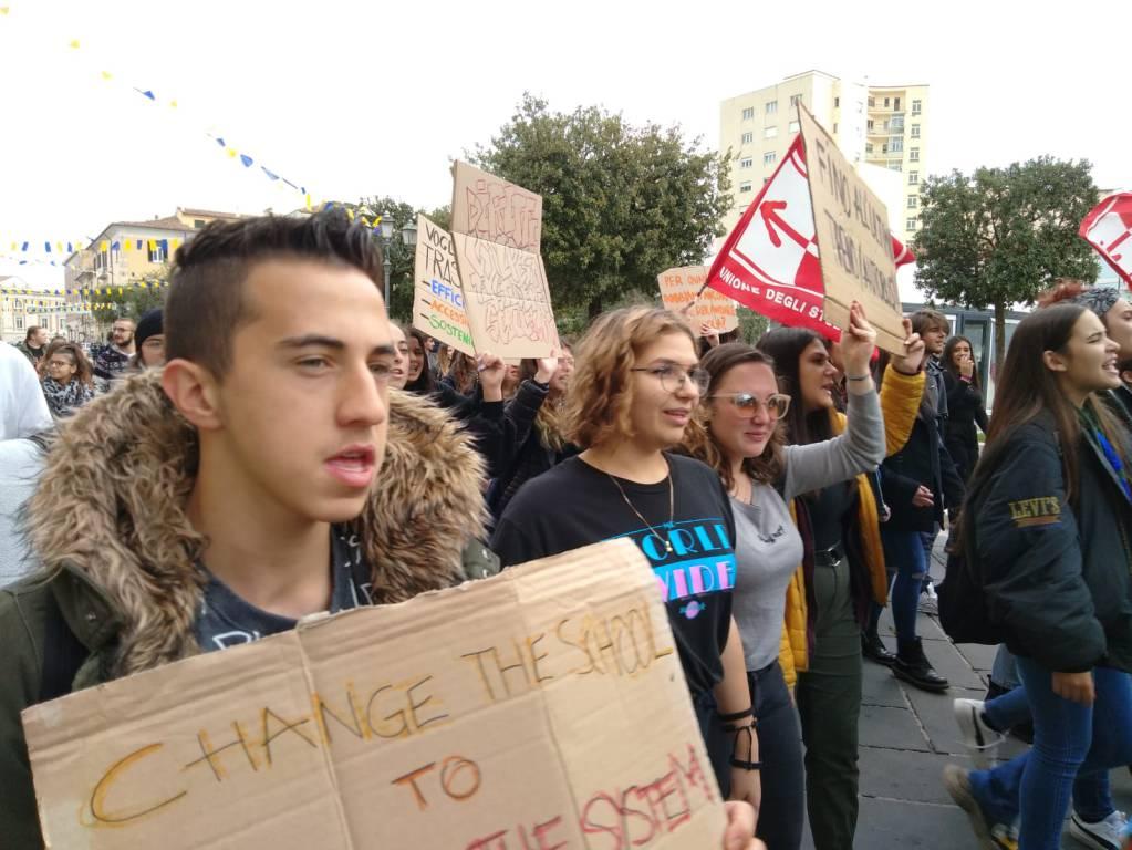 sciopero studenti tpl