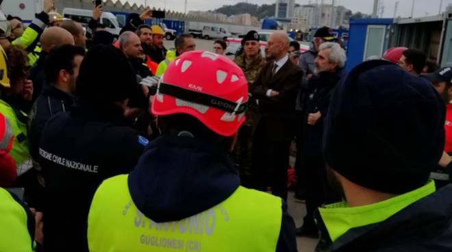 volontari molise albania