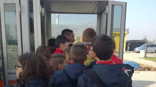 bambini e cabine telefoniche campobasso