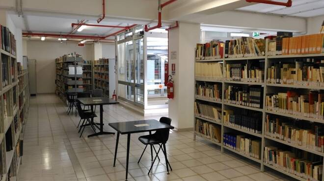 Biblioteca comunale Termoli