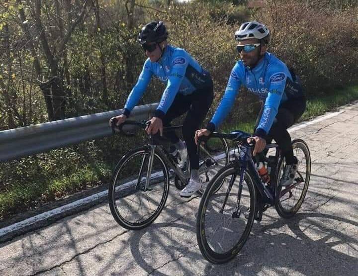 ciclisti investiti a bojano