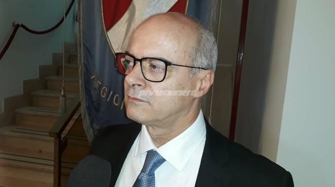 Donato Toma Commissari in Consiglio regionale