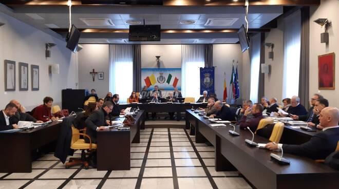 Consiglio comunale raddoppio ferroviario 30 dicembre