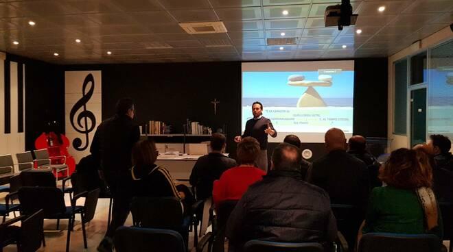 Dante Cianciosi e la formazione psicologica in azienda