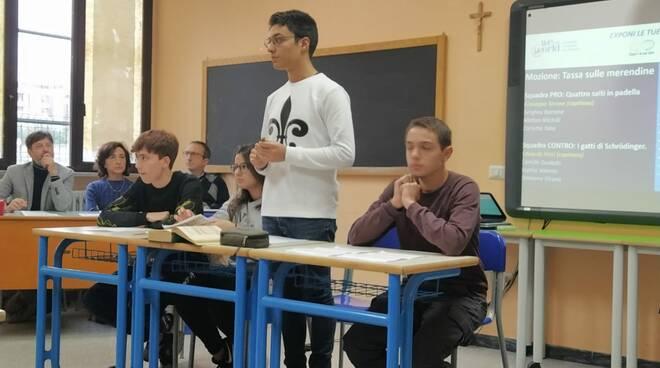 debate Alfano