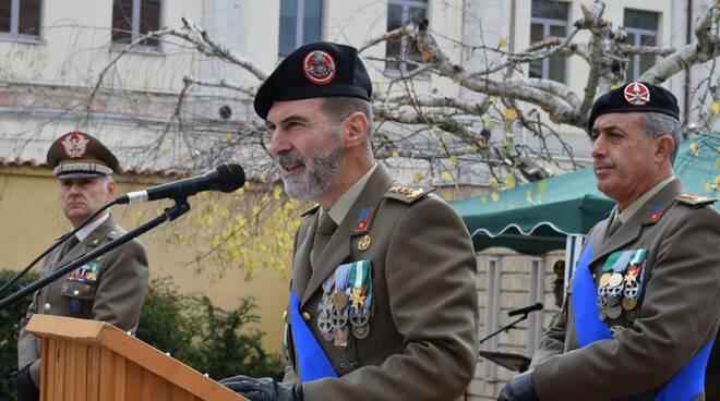 esercito nuovo comandante amoriello