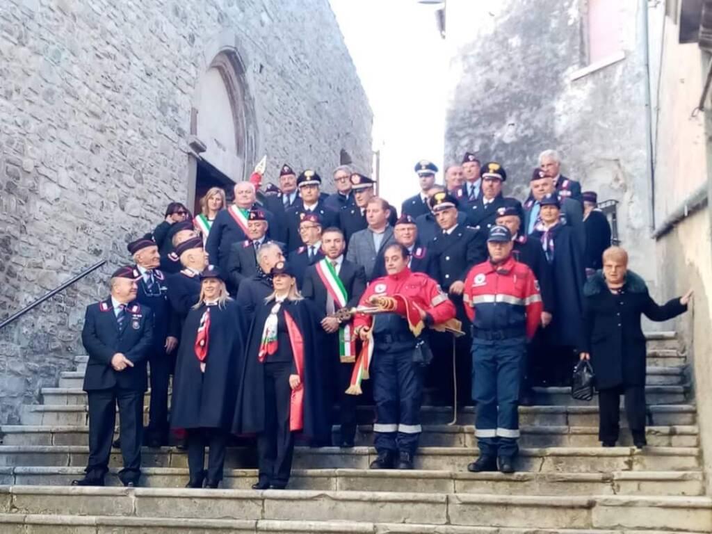 raduno carabinieri tufara