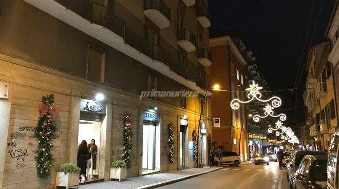 commercianti via Mazzini Campobasso
