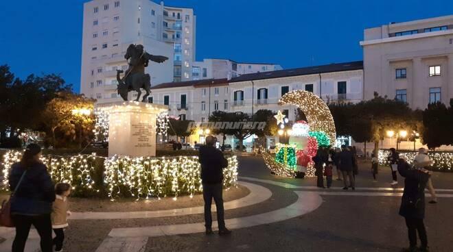 Luminarie Campobasso 2019