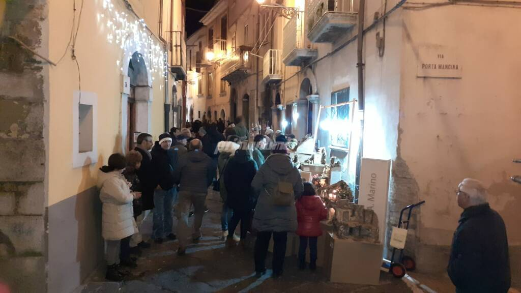 mercatini via ziccardi Campobasso