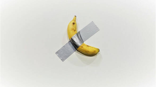 banana cattelan