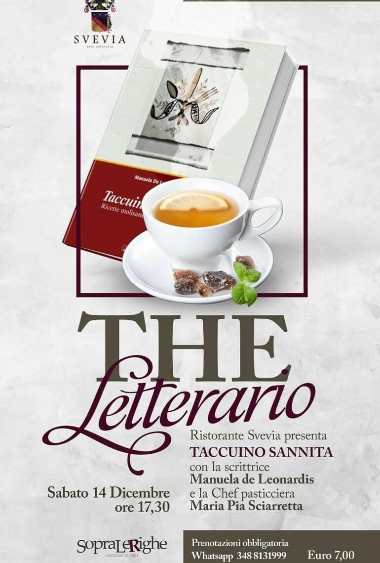 the letterario sopralerighe