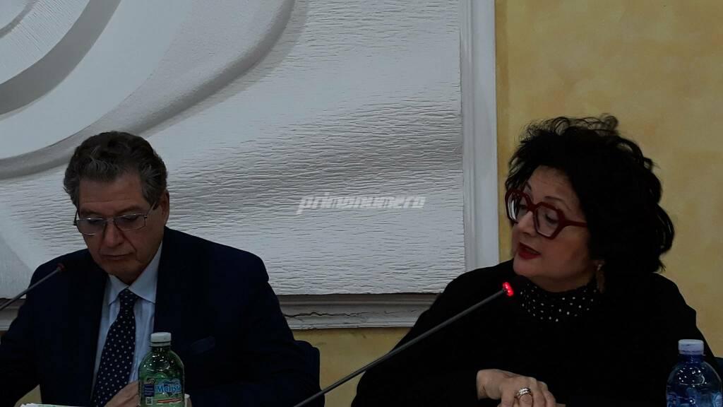 Commissari Giustini e Grossi