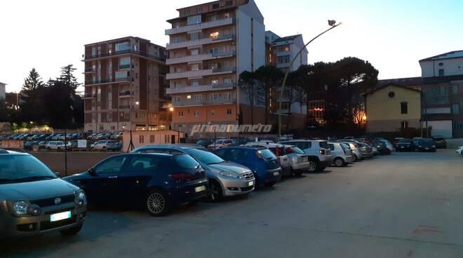 parcheggio Romagnoli Campobasso
