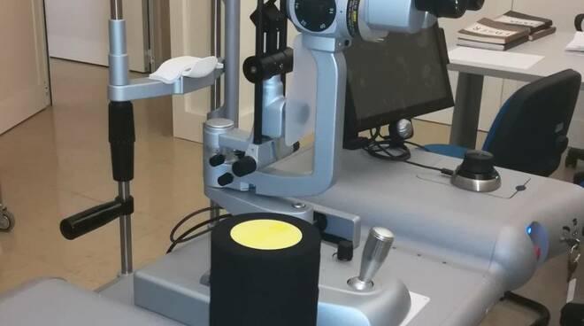 nuovi attrezzatura oculistica