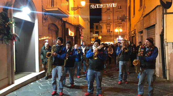 sassinfunky band campobasso