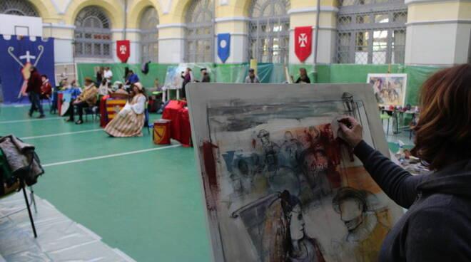 concorso pittura cb