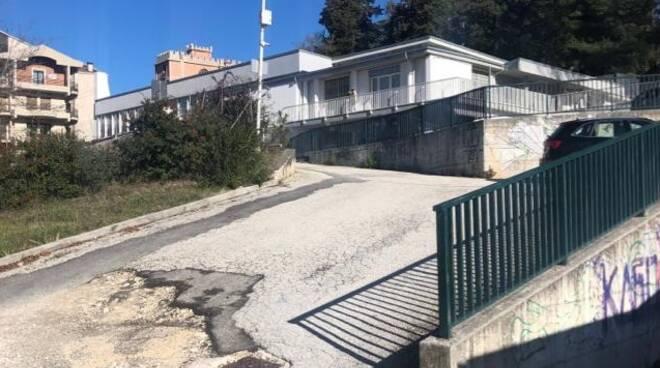 piscina via Gorizia Campobasso
