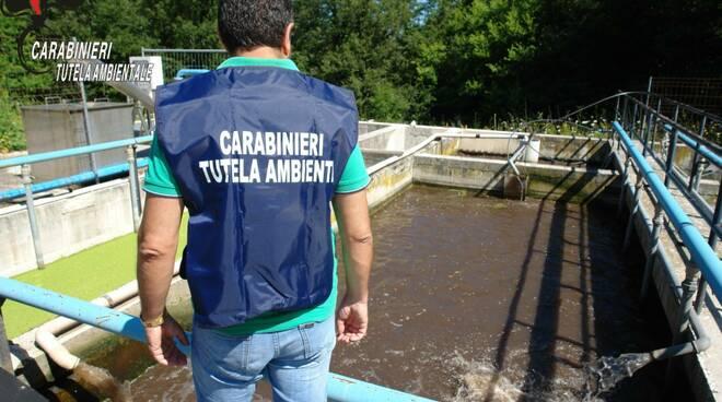 carabinieri noe acque
