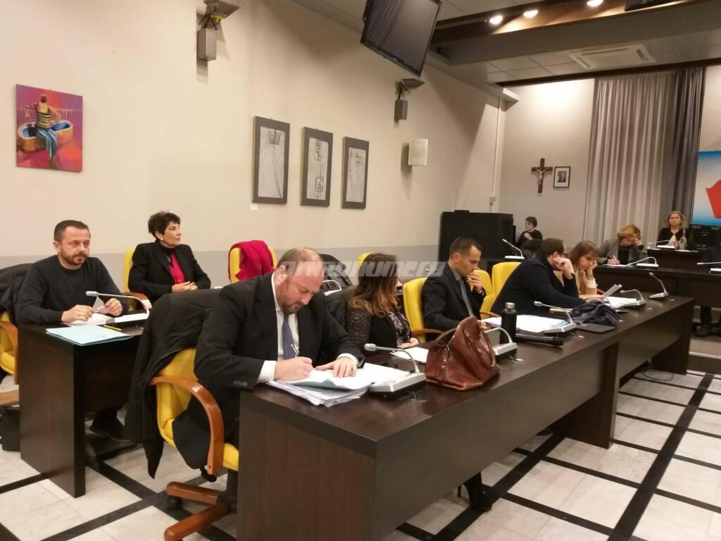 Minoranze consiglio comunale