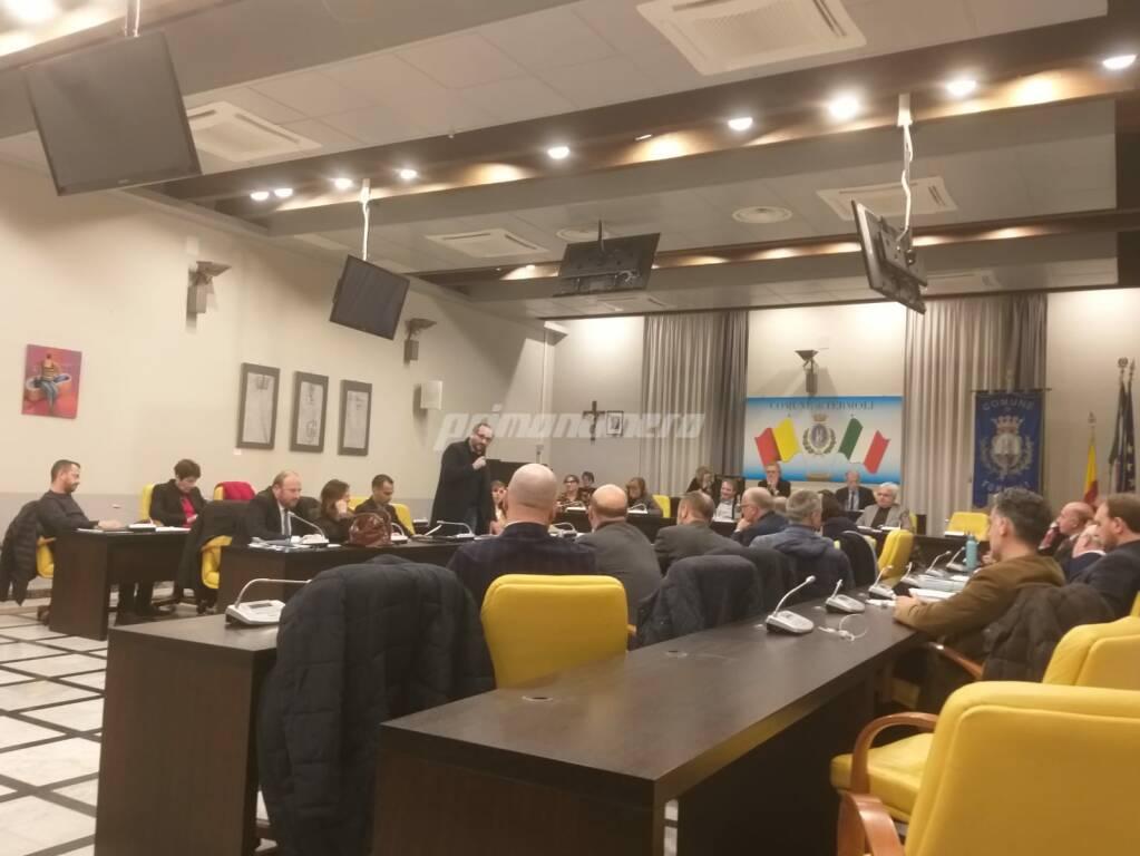 Scurti consiglio comunale