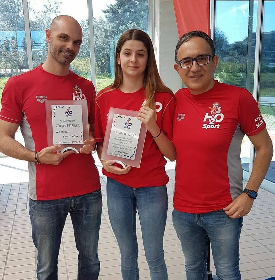 Martina Lonati, Giorgio Petrella e Tucci