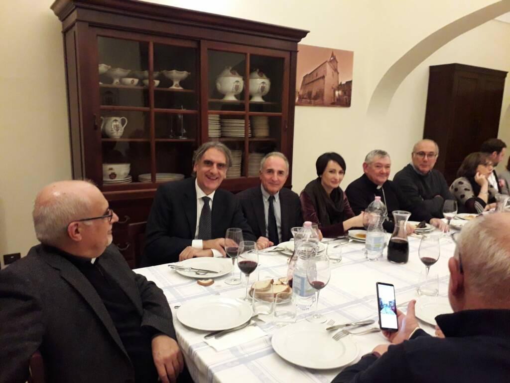 Incontro vescovo presidi