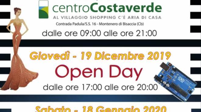 locandina ipsia open day