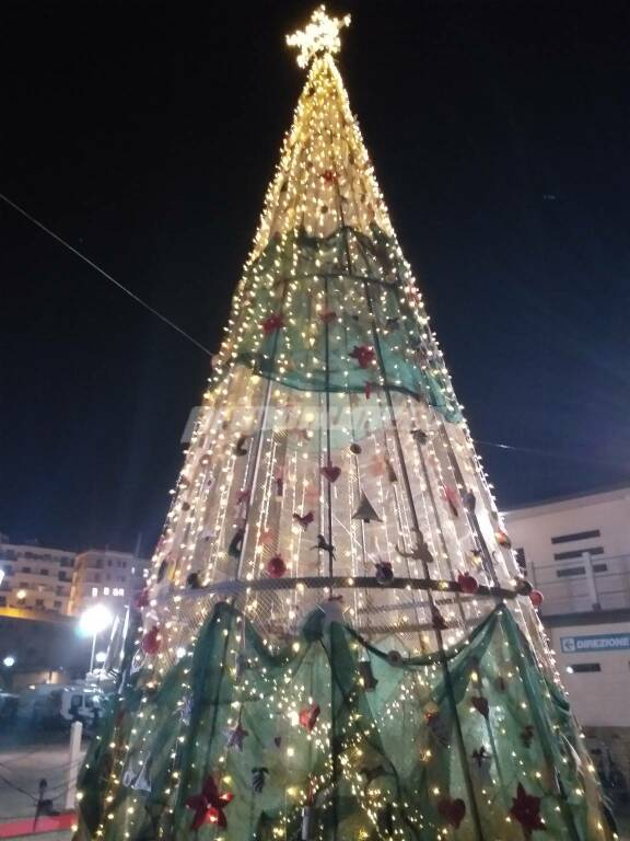 Luci e mercatini a Termoli il 7 dicembre