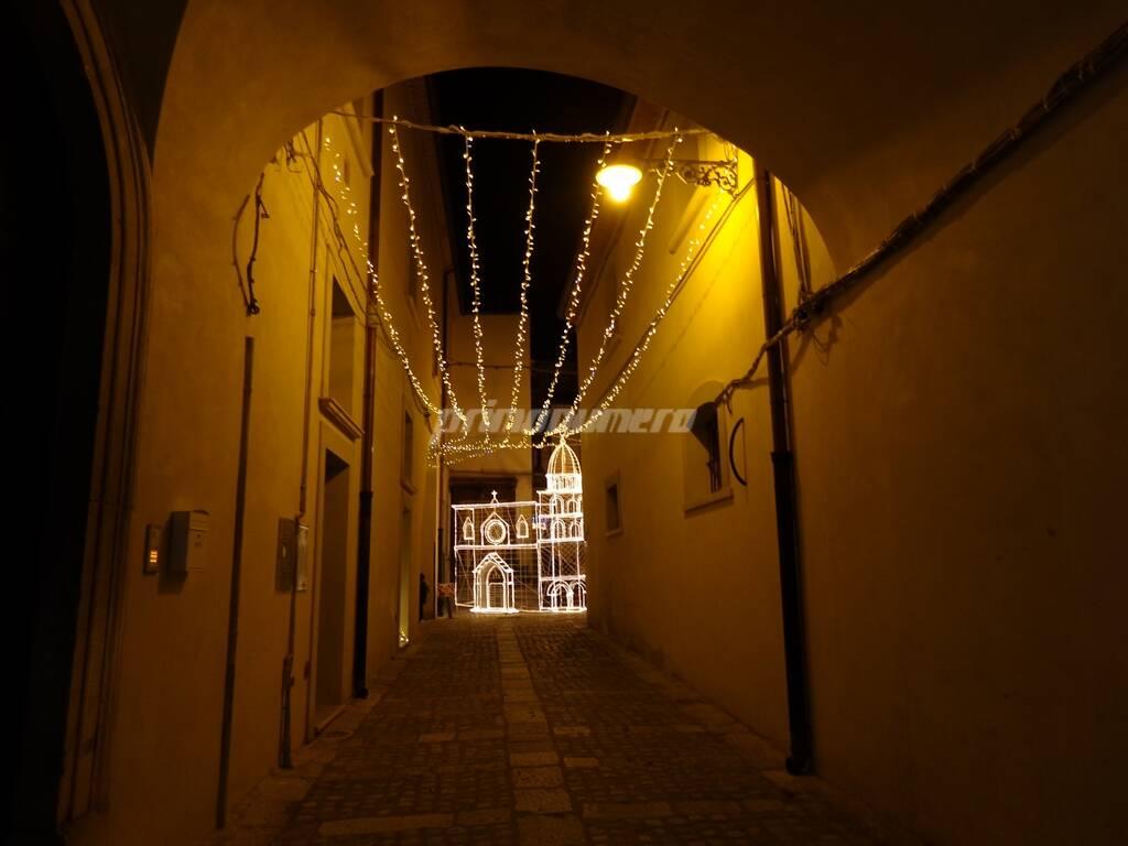 Luminarie Larino