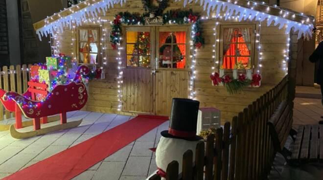 Natale Campomarino inaugurazione