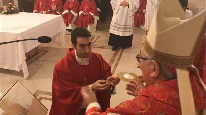 Ordinazione Pasquale Antonetti