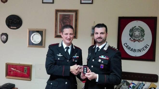 Pica capitano carabinieri