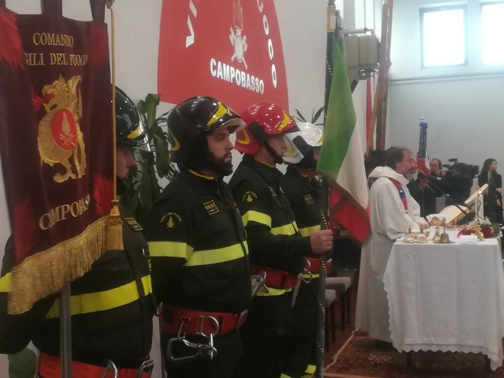 santa barbara vigili del fuoco cb
